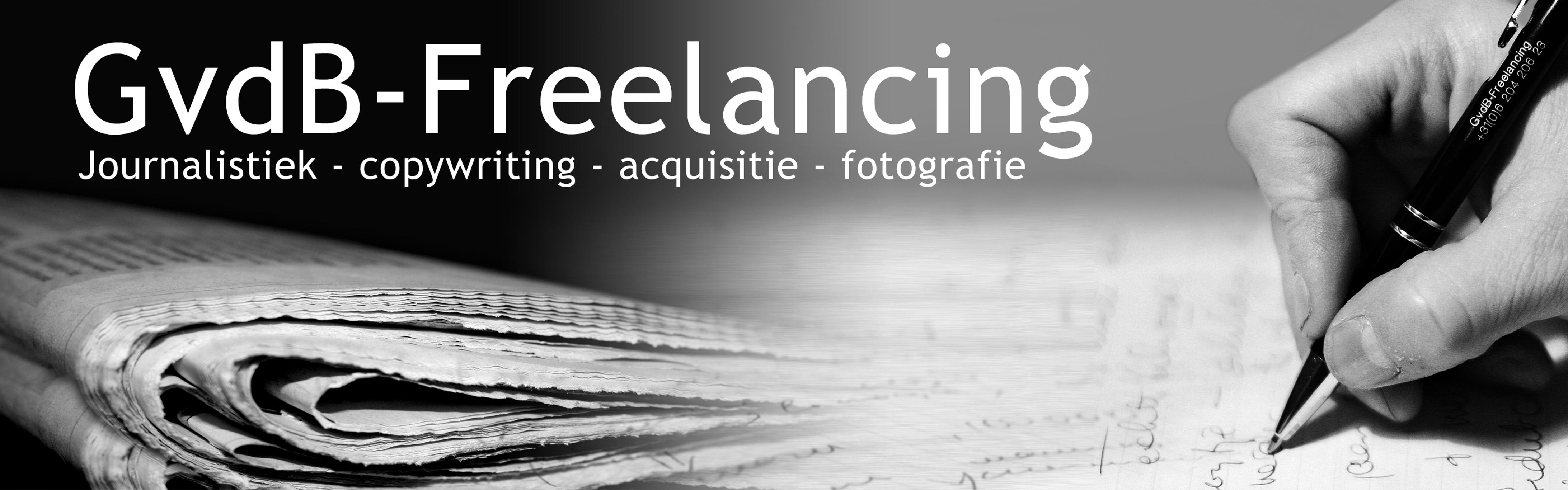 Gino van den Broecke Freelancing